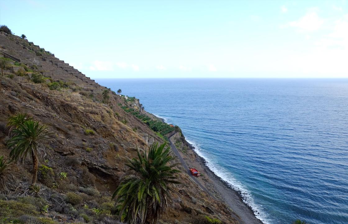 To La Gomera by private jet